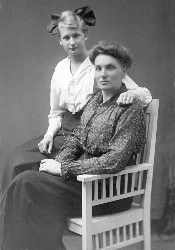 Ruth and Mother